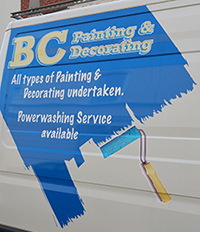Brian Cassidy @ BC Painting and Decorating